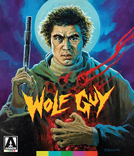 Wolf Guy [Blu-ray] [Import]