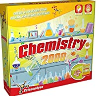 Science4you Chemistry Set 2000 Educational Science Toy STEM Toy [並行輸入品]