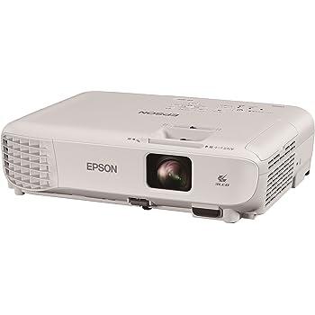 エプソン プロジェクター EB-W05 (3300lm/WXGA/2.5kg)