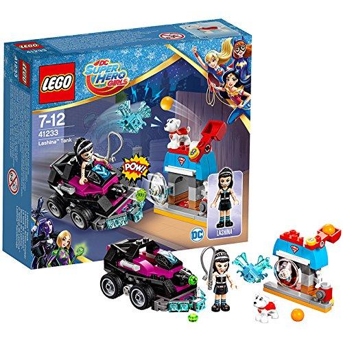 レゴ(LEGO)スーパーヒーローガールズ ラシーナのタンク 41233