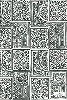 TECIDO 2018-2019 Collection テシード 輸入壁紙 52cm×10m巻 MANOR HOUSE (マナーハウス) 108/9046