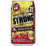 アサヒハイリキザ・スペシャル期間限定ストロングゴールド缶350ml [ チューハイ 350mlx24本 ]