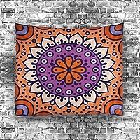 タペストリー壁掛け3D印刷と染色デジタル印刷面タペストリー装飾的な壁掛けベッドカバーテーブルクロスB9 (Color : C, Size : 150x130cm)