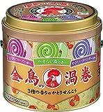 金鳥の渦巻 3種の香り 30巻 (防除用医薬部外品)