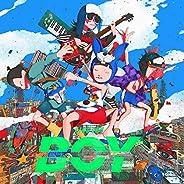 【King Gnu 応援店 オリジナルめんこ付】 King Gnu BOY 【 初回生産限定盤 】(CD+BD)