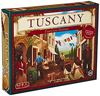 Tuscany Essential Edition Board Game (B01I5RNQUK) | Amazon Products