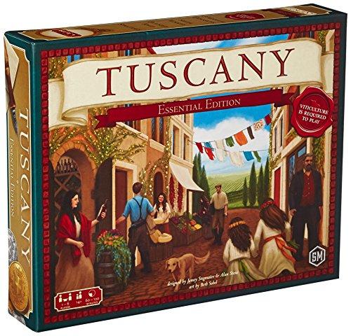 トスカーナEssential Edition Board Game