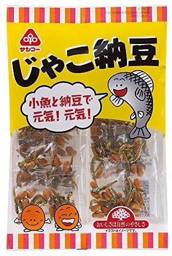 じゃこ納豆 3g
