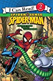Spider-Man: Spider-Man versus the Lizard (I Can Read! Spider Sense Spider-Man: Level 2)