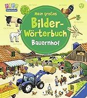 Mein grosses Bilder-Woerterbuch: Bauernhof
