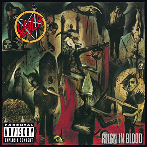Reign In Blood [Explicit] (Exp...