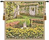 Jardin medium I A - H 54 x W 56 03.06.01