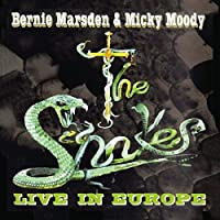 Live In Europe by The Snakes