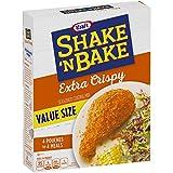 Shake 'N Bake Extra Crispy Seasoned Coating Mix (10 oz Box)