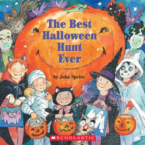 The Best Halloween Hunt Ever (Read With Me Paperbacks)の詳細を見る