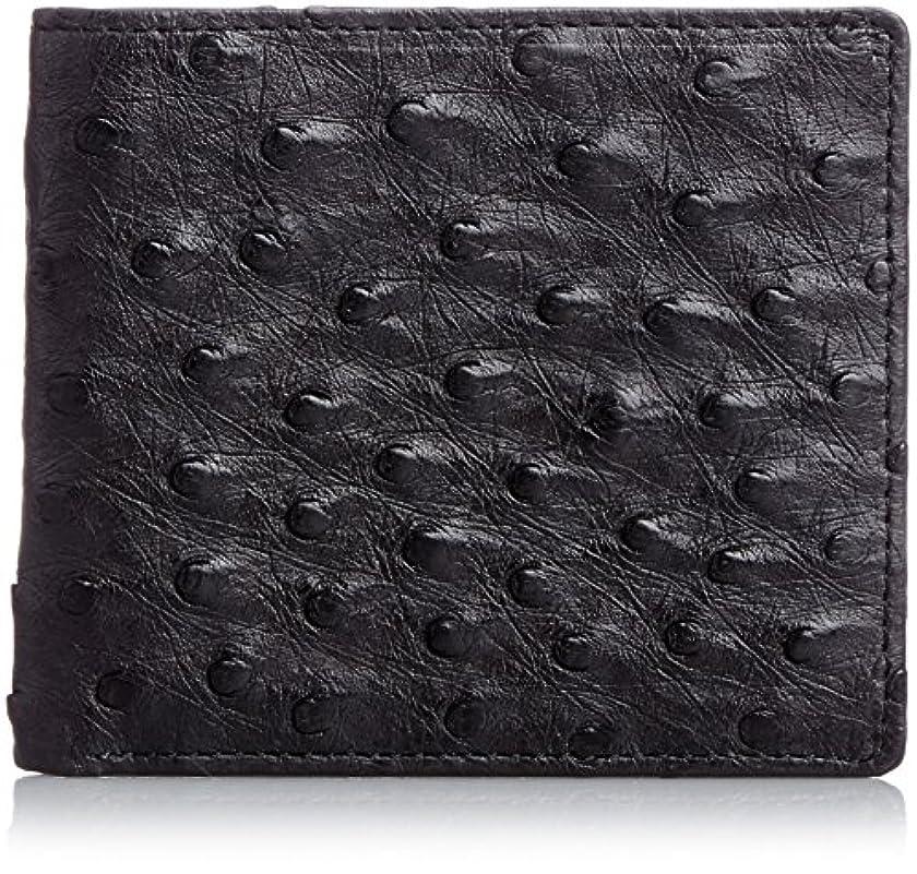 拳うがい薬ピザ[タカサゴ] オーストリッチ無双 二つ折り カード OS-002C