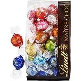 チョコレート【公式】チョコレート リンツ (Lindt) リンドール 10種類アソート 詰め合わせ [人気の定番フレーバー] 個包装 30個入り (ミニリーフレット付き)