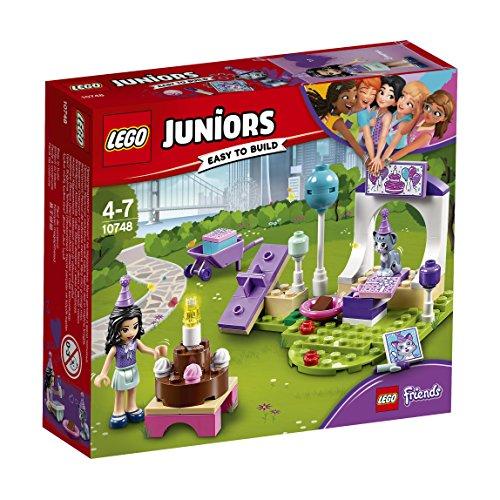 """レゴ(LEGO) ジュニア フレンズ """"エマのペットパーティ"""" 10748"""