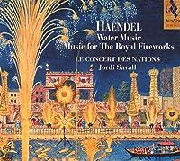 Haendel: Water Music / Music for the Royal Fireworks