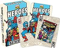 Marvel Heroes Retro Playing Cards [並行輸入品]
