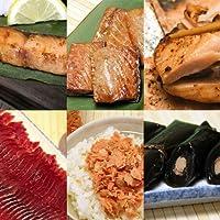 【敬老の日に贈る】鮭づくし6点セット(塩引き鮭)