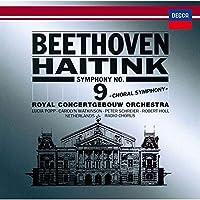 Beethoven: Symphony No. 9 by Bernard Haitink (2015-04-29)