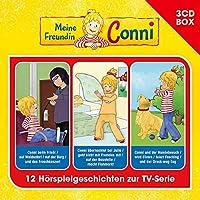 Meine Freundin Conni - 3-CD Hoerspielbox Vol. 3