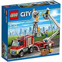 レゴ (LEGO) シティ 屈折はしご車 60111