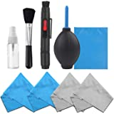 CamKix Professional Camera Cleaning Kit for DSLR Cameras- Canon, Nikon, Pentax, Sony - Cleaning Tools and Accessories (Empty