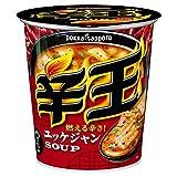 ポッカサッポロ 辛王 ユッケジャンスープ 1食