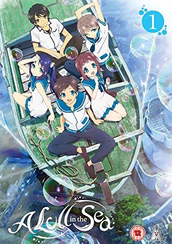 凪のあすから コンプリート DVD-BOX 1/2 (1話?13話) [DVD] [import]