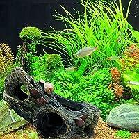 Beito 水槽をミュージアムに!槽アクセサリー 水族館装飾 オブジェ オーナメント 樹脂製 マンホール