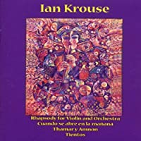 Krouse;Rhapsody for Violin + O