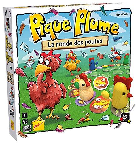 Zicke Zacke Hühnerkacke: Für 2 - 4 Spieler ab 4 Jahren. Spieldauer: 15 Minuten