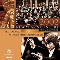 New Year's Day Concert 2002 (Hybr) (Ms)