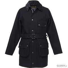 Solway Zipper SL Bonded Wool MWO0220: Navy