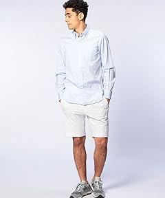 Pile Shorts 1119-133-0744: White
