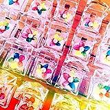 『スーパースター★フラワー』日本で初めてのレインボージャスミン!!  レインボージャスミンプリザーブドフラワージュエリー 花言葉『七色の可憐』 誕生日 母の日 結婚記念日 結婚祝い 卒業祝い 入学祝い プレゼント