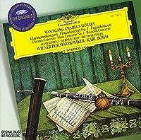 Mozart: Concertos for Clarinet, Flute & Bassoon / Karl BŠhm