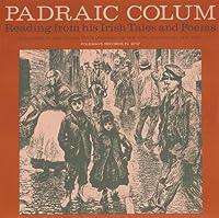Padraic Colum Reading His Irish Tales & Poems