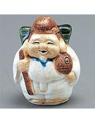 香皿 七福神 香皿 恵比寿 [R9.5xH7cm] HANDMADE プレゼント ギフト 和食器 かわいい インテリア
