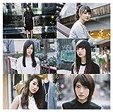 不等号♪乃木坂46のCDジャケット