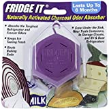 (3 Pack) - Fridge-It Cube - Naturally Activated Charcoal Odour Eliminator - 3 Pack