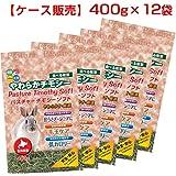 【ケース販売】パスチャーチモシーソフト 400g×12コ