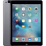 Apple iPad Air 2 64GB WiFi + Cellular Space Grey (Renewed)