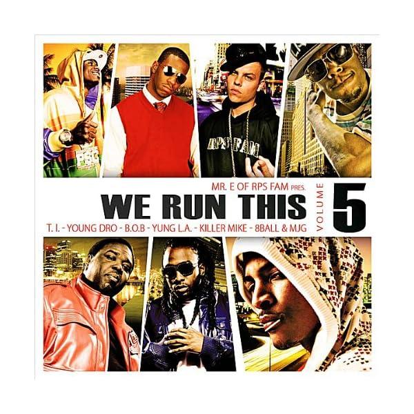 Vol. 5-We Run Thisの商品画像
