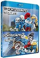 Les Schtroumpfs + Les Schtroumpfs 2 [Blu-ray]