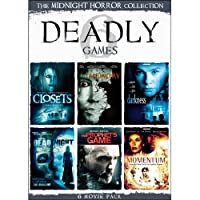 MIDNIGHT HORROR COLLECTION: DEADLY GAMES