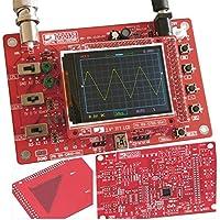 KKmoon DSO138 デジタル・オシロスコープ 2.4インチTFT ハンドヘルドポケットサイズ オシロスコープ キットDIYパーツ 電子学習セット 1Msps