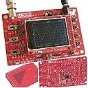 KKmoon DSO138 デジタル オシロスコープ 2.4インチTFT ハンドヘルドポケットサイズ オシロスコープ キットDIYパーツ 電子学習セット 1Msps